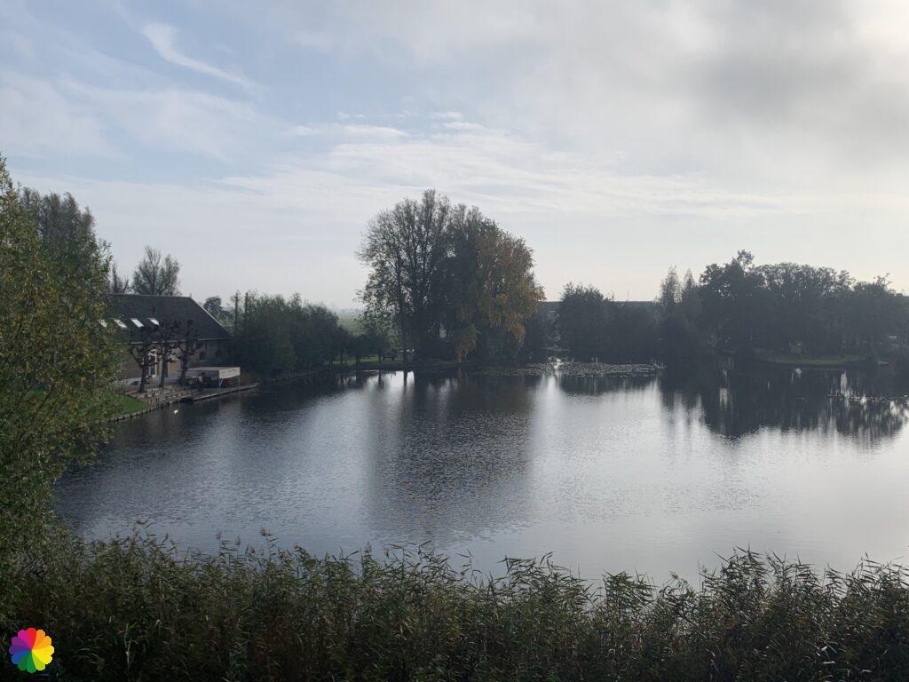 A lake at Gouderak