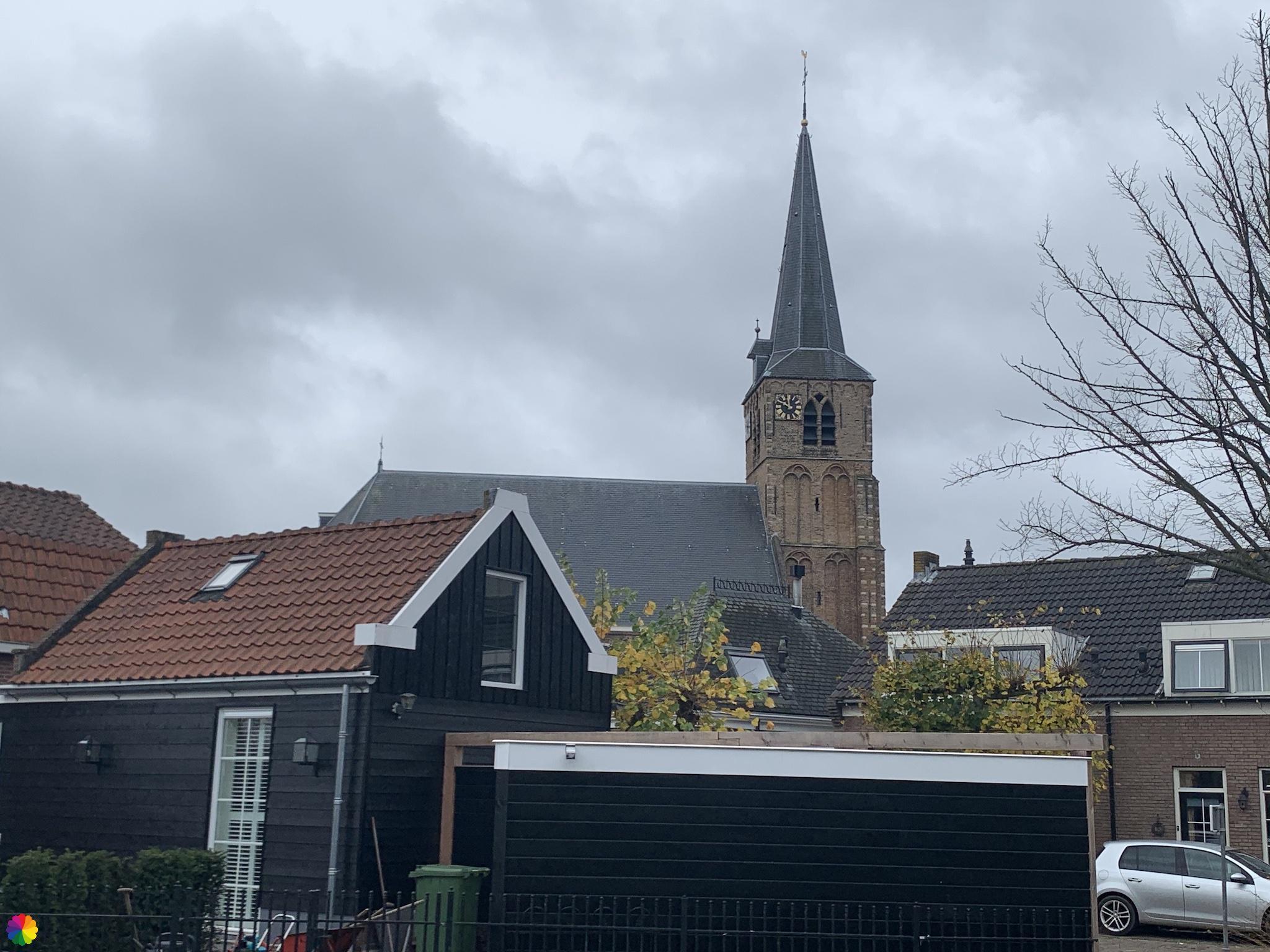 Oude Kerk in Nieuwerkerk aan den IJssel