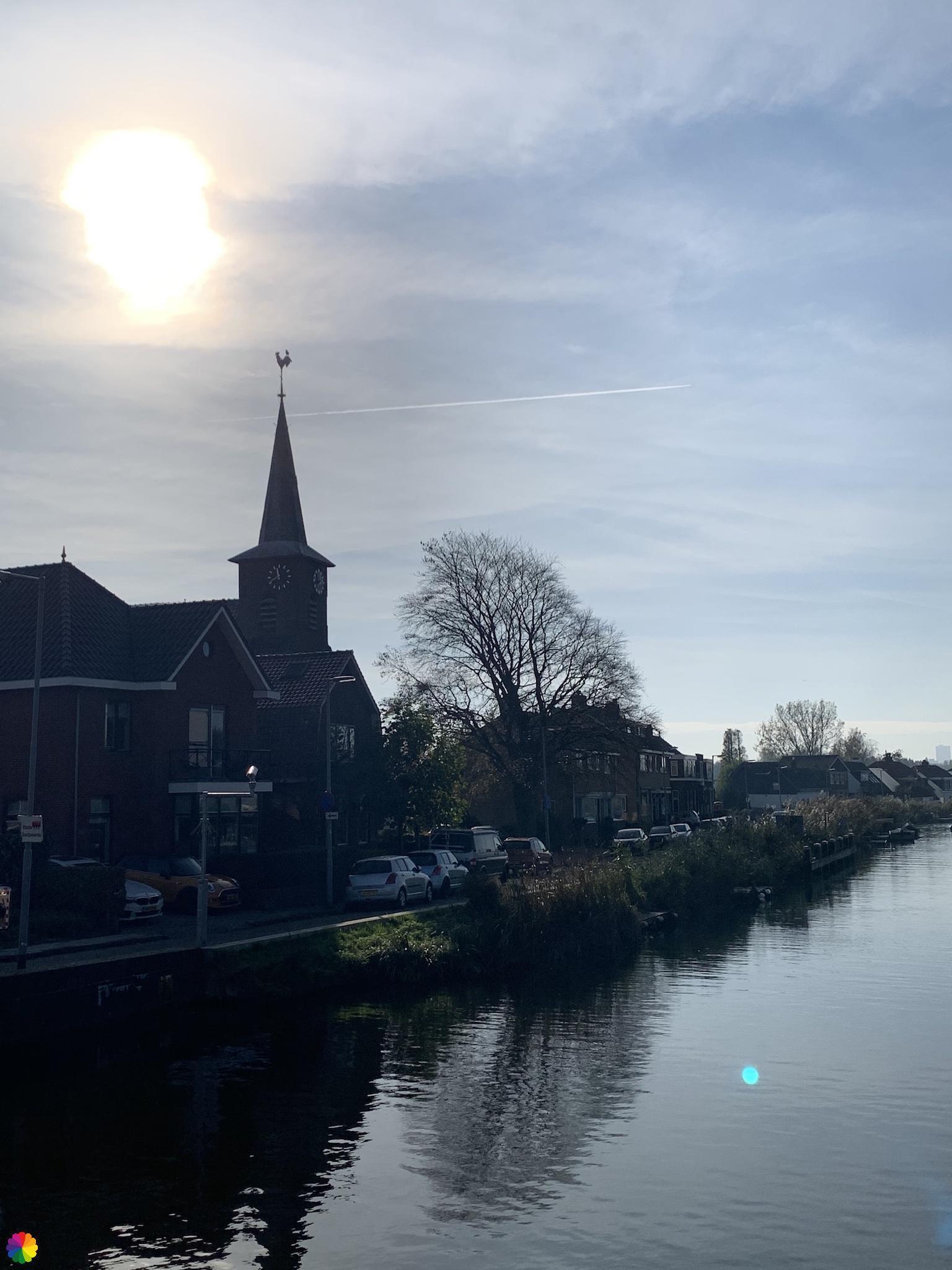 Kerkje in Terbregge
