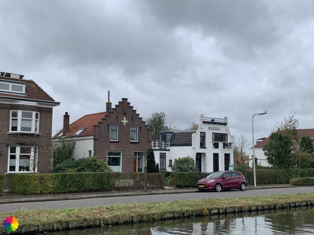 Veldzicht house at Nieuwerkerk aan den IJssel