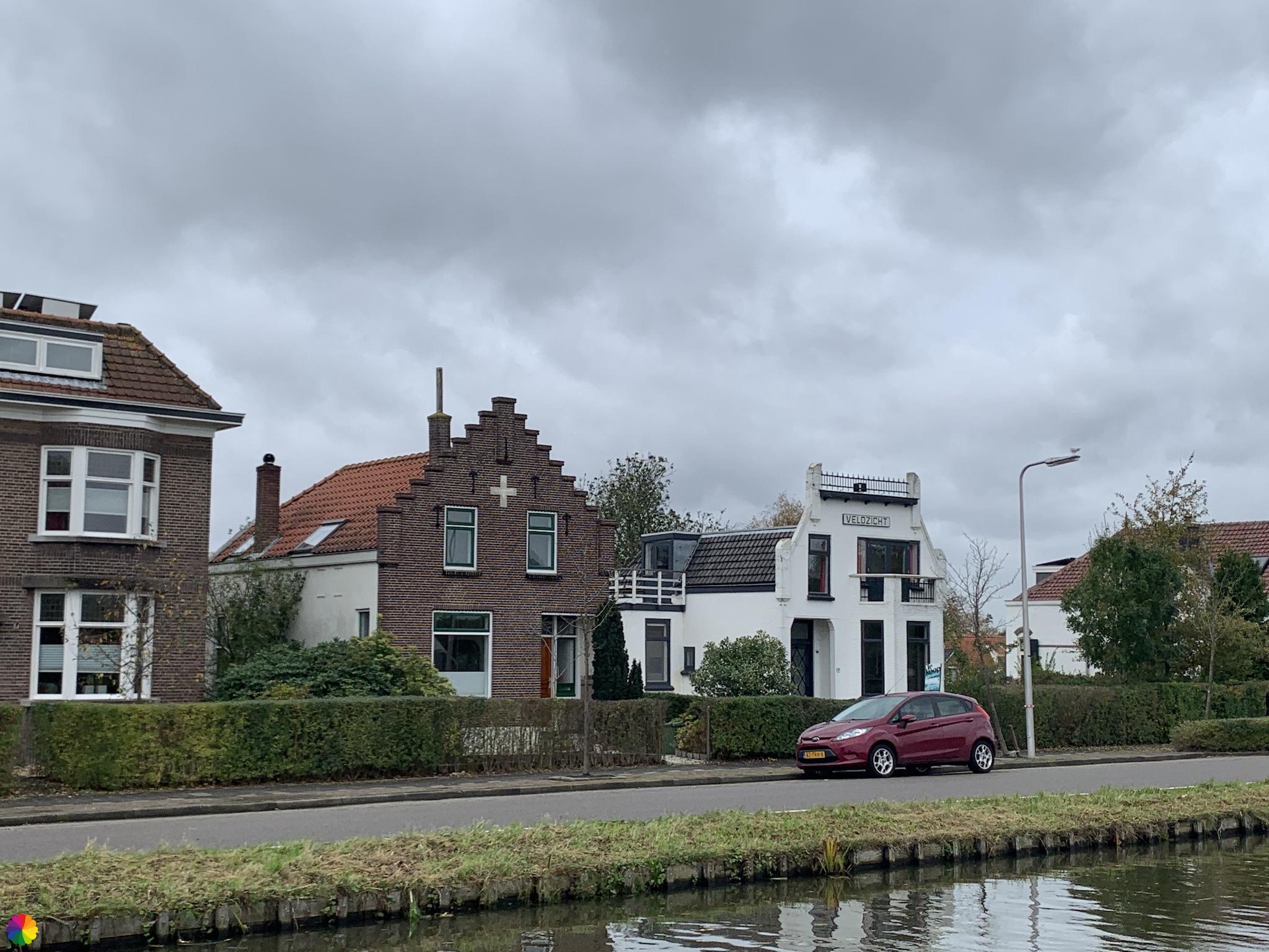 Veldzicht huisje in Nieuwerkerk aan den IJssel