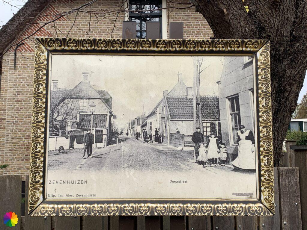 Zevenhuizen in the past