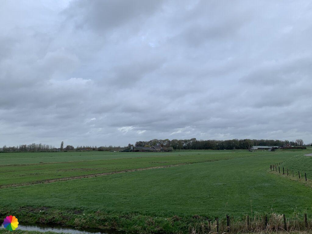 Zuidplaspolder near Nieuwerkerk aan den IJssel