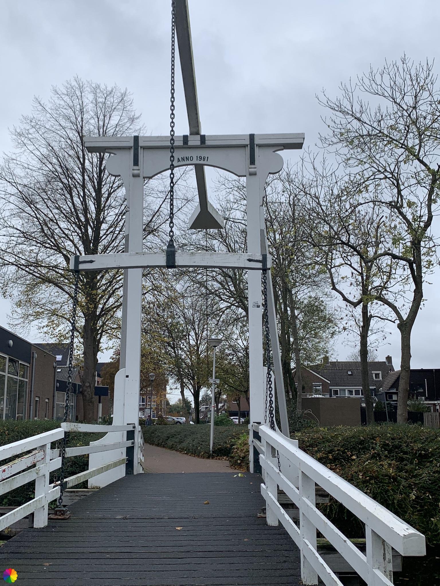 Bruggetje in Zevenhuizen