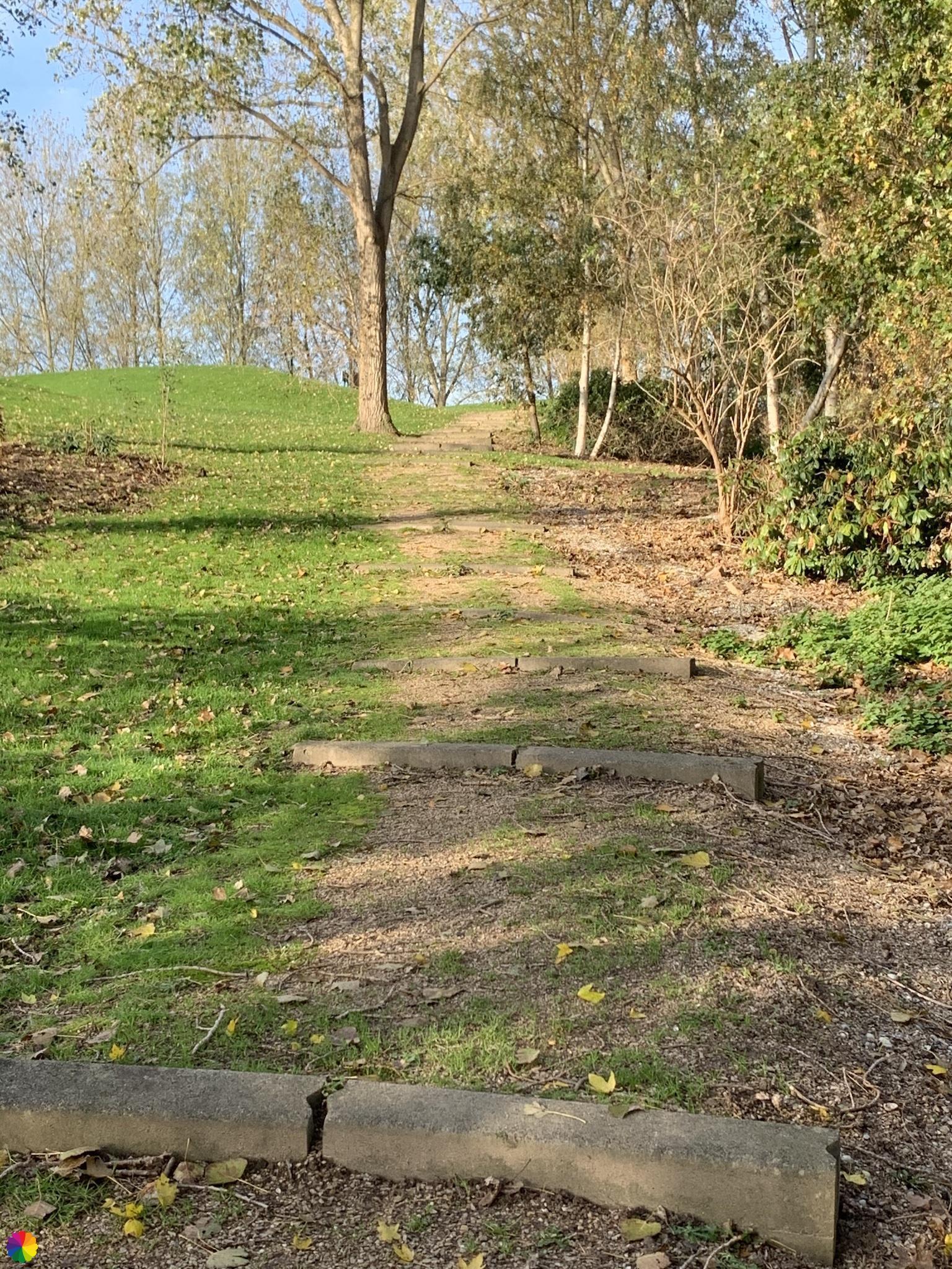 Golfbaan bij Lage Bergse Bos