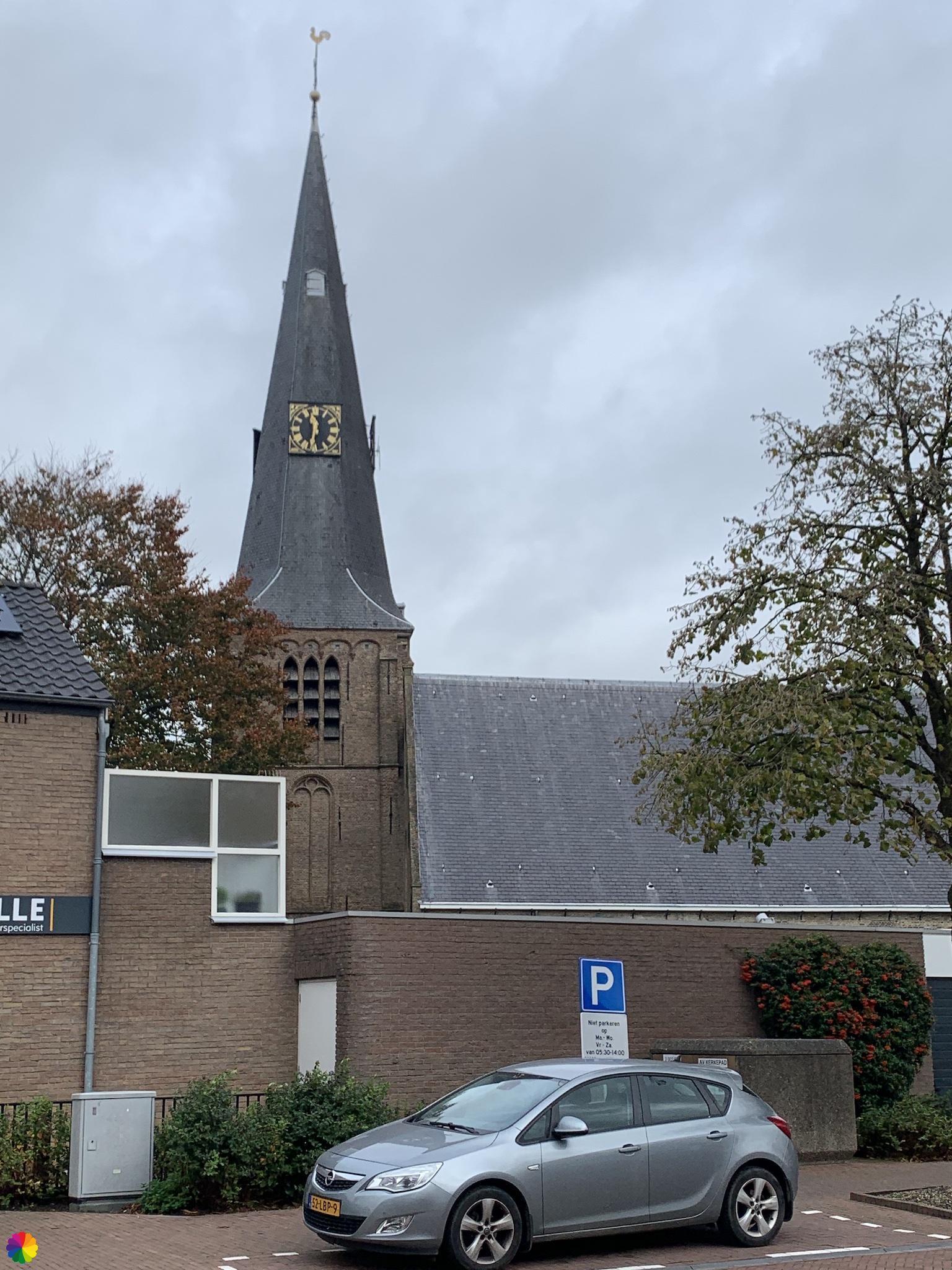 Kerk in Zevenhuizen