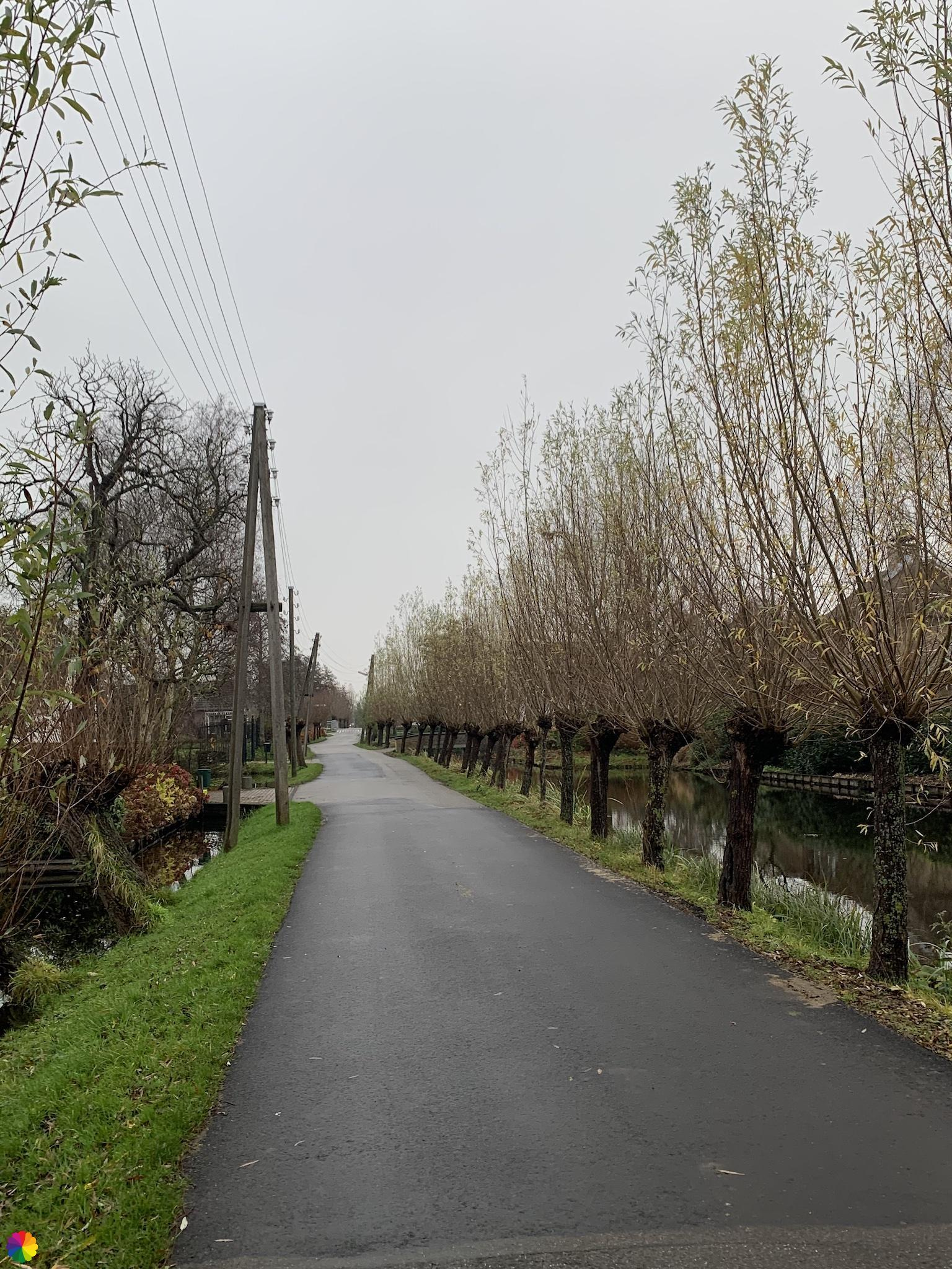 Polderweg richting Bergambacht gaat verder