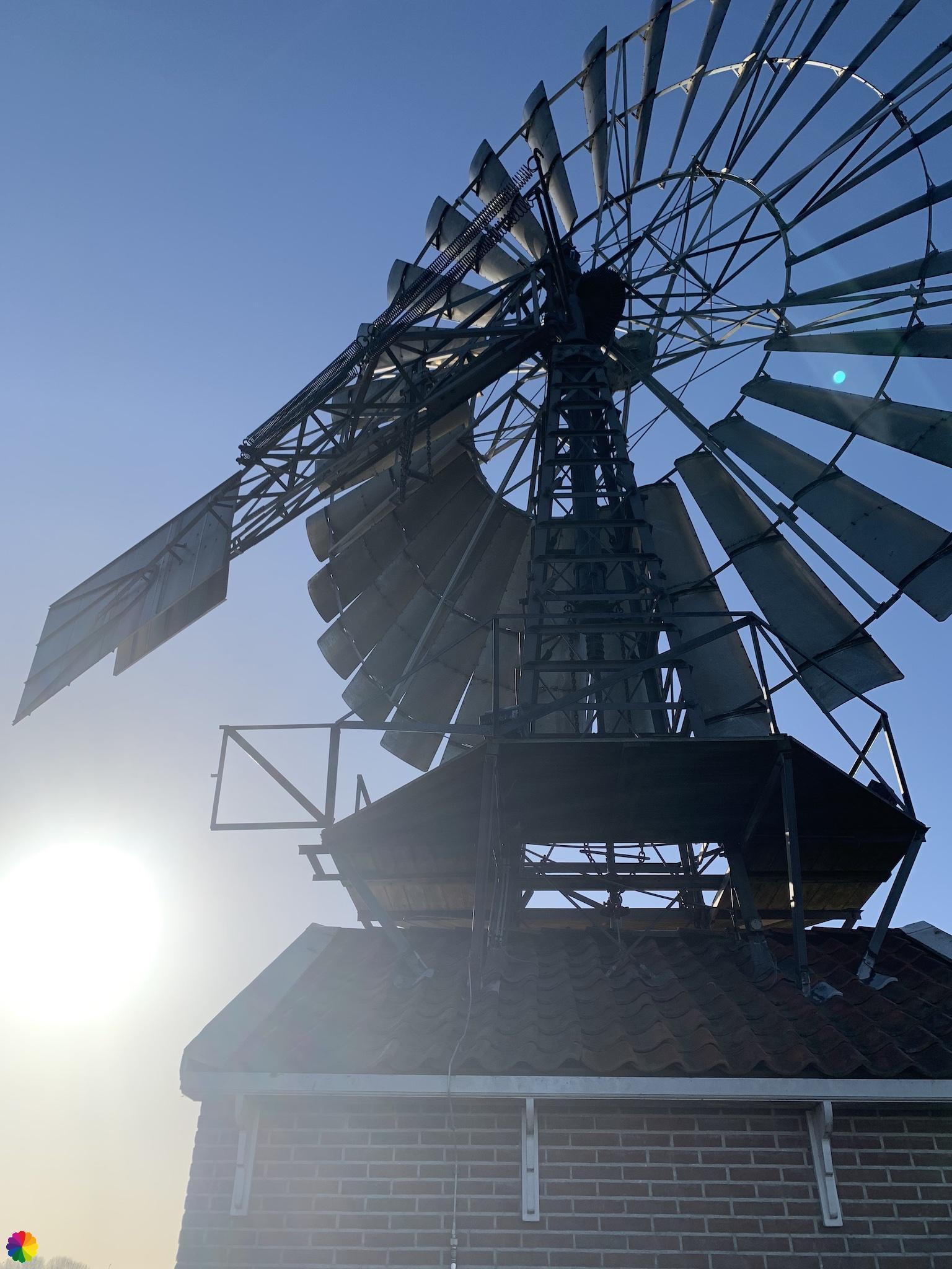 Amerikaanse windmolen Herkules