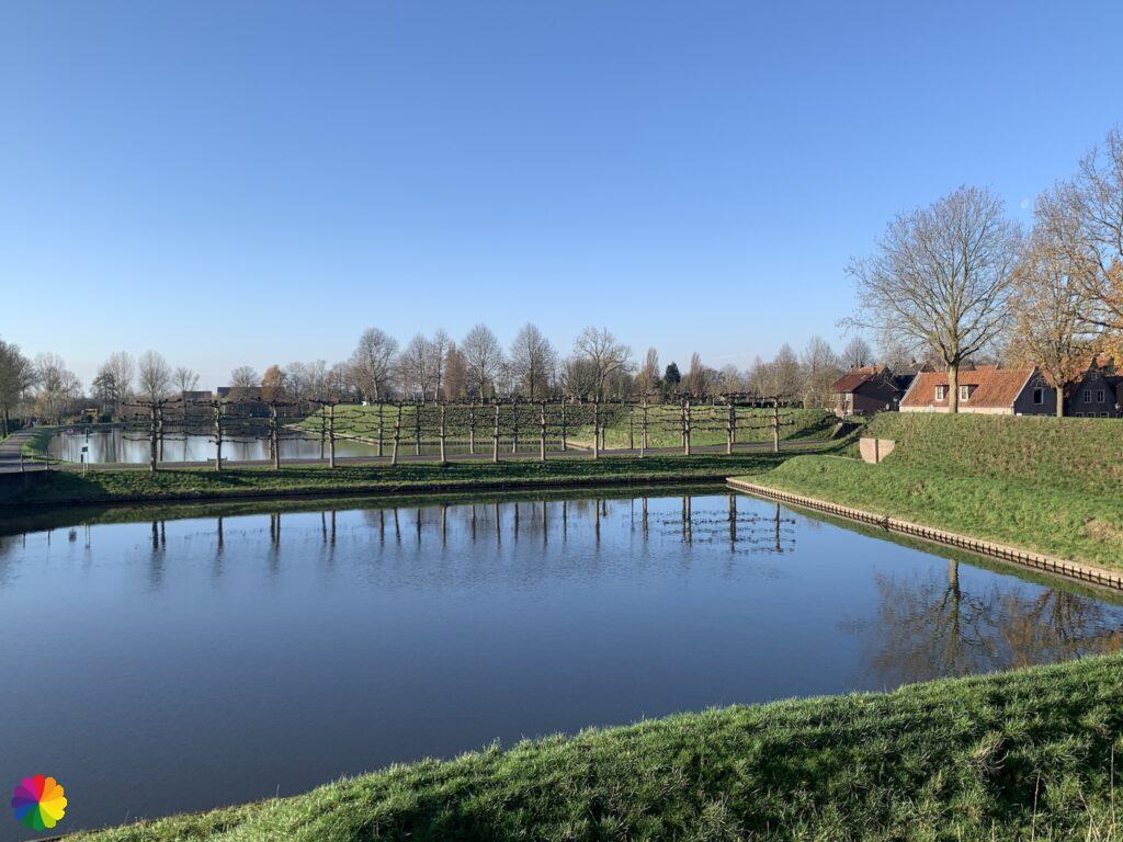 Nieuwpoortseweg at Nieuwpoort