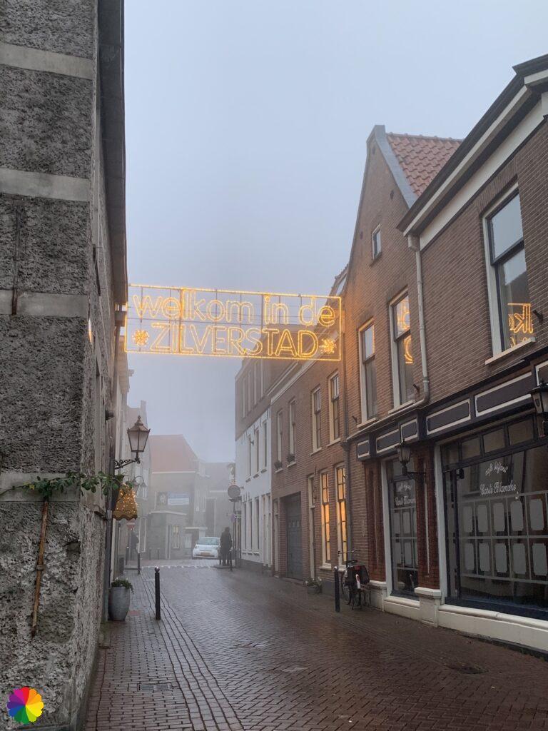 Schoonhoven zilverstad verlichting