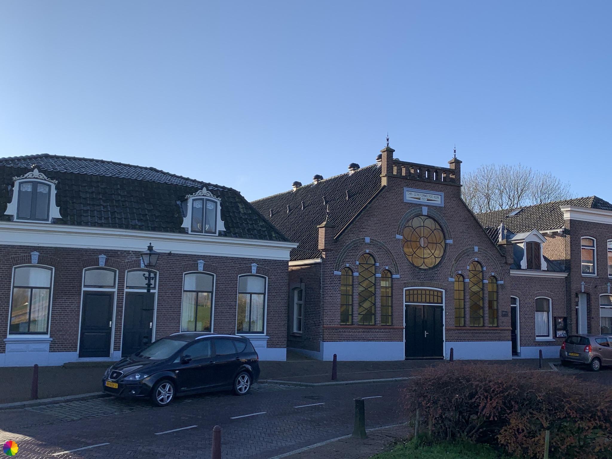 Gereformeerde kerk in Nieuwpoort