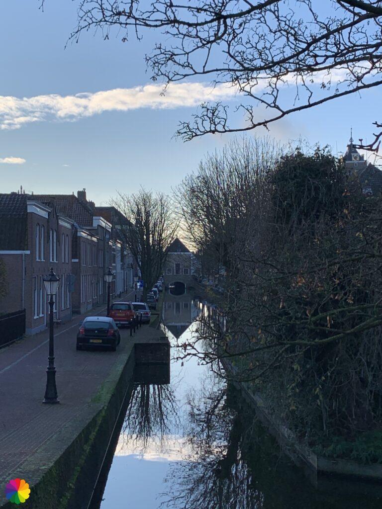 Canal in Schoonhoven