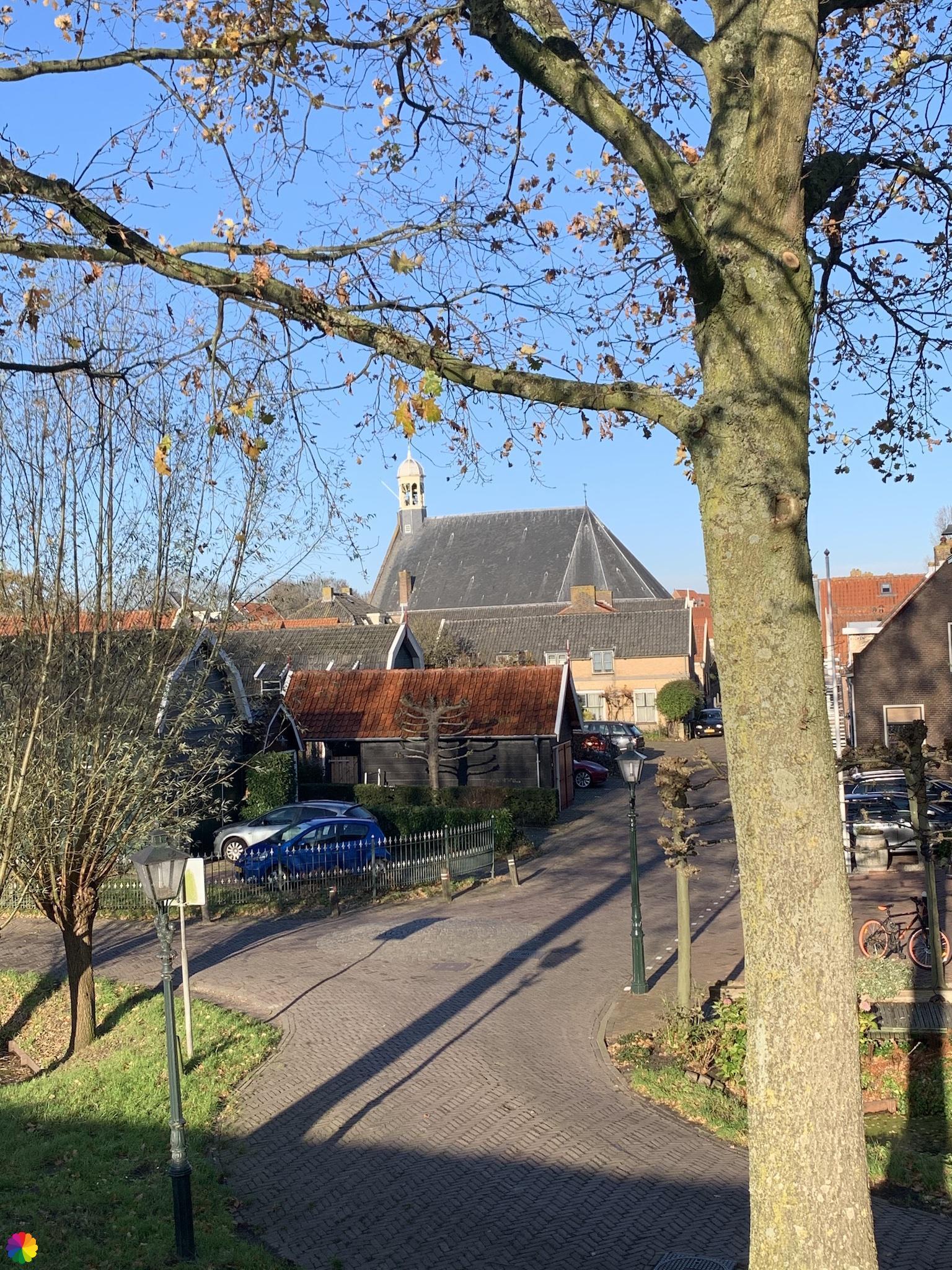 Hervormde kerk in Nieuwpoort