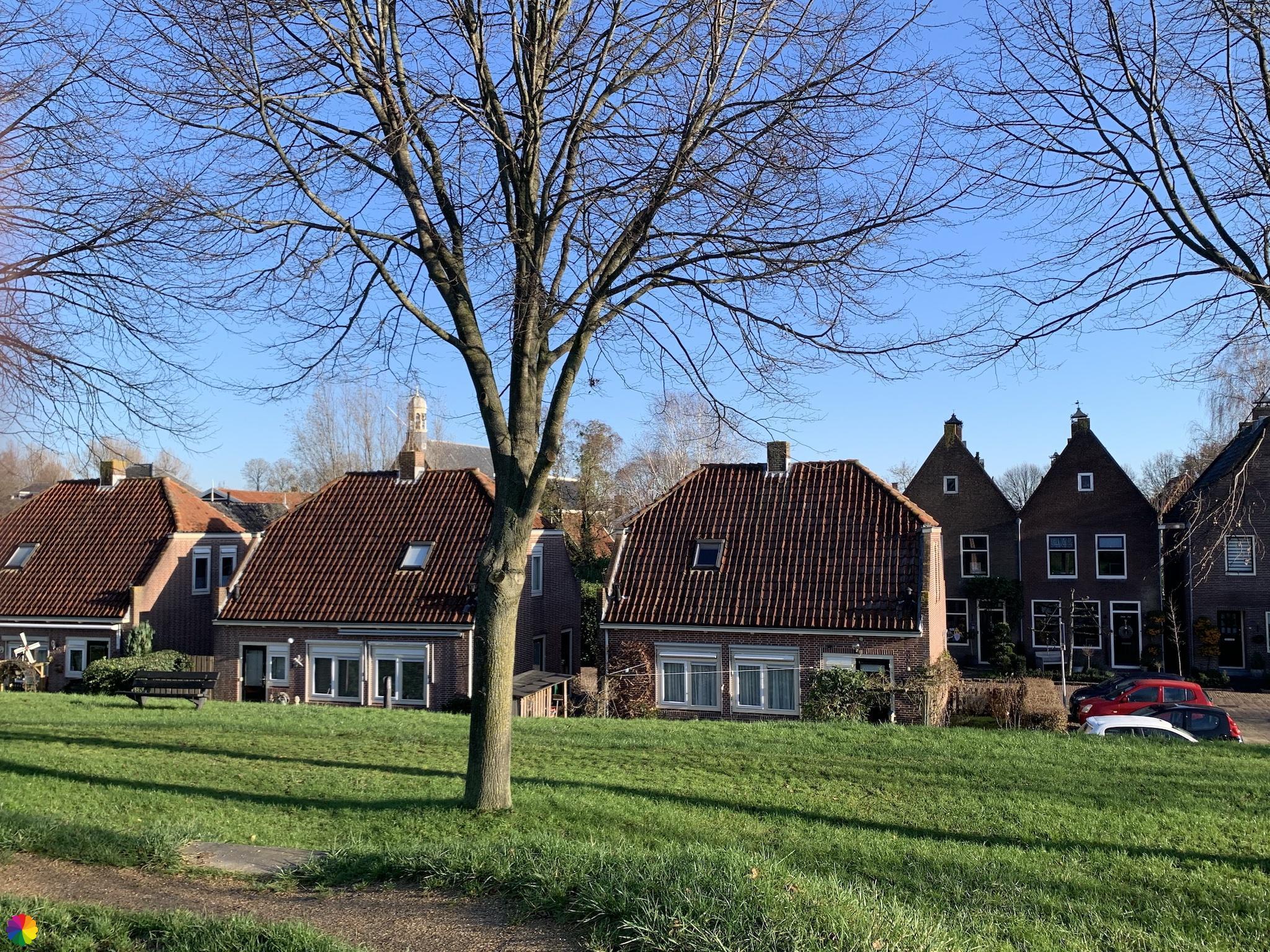 Huisjes in Nieuwpoort