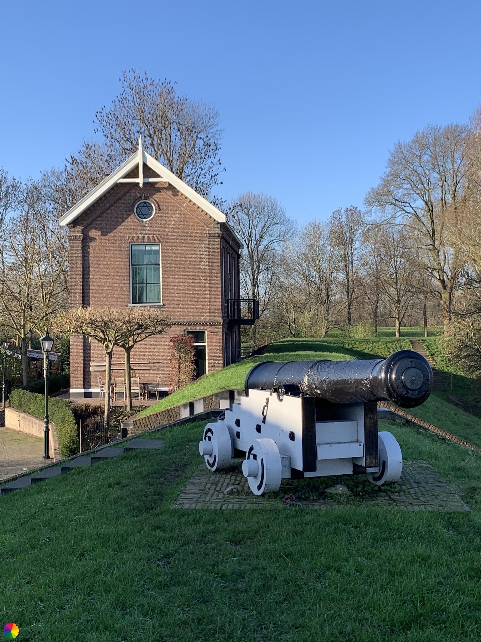 Kanon in Nieuwpoort