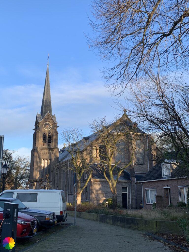 St Bartolomew Church in Schoonhoven