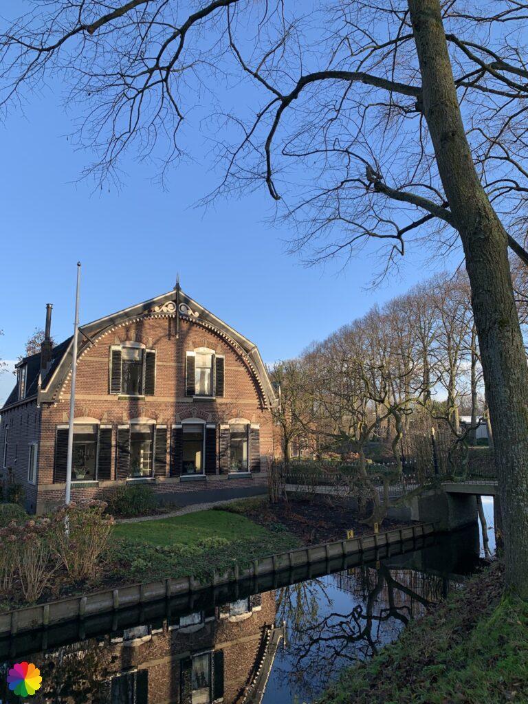 Beautiful house along the Spoorsingel in Schoonhoven