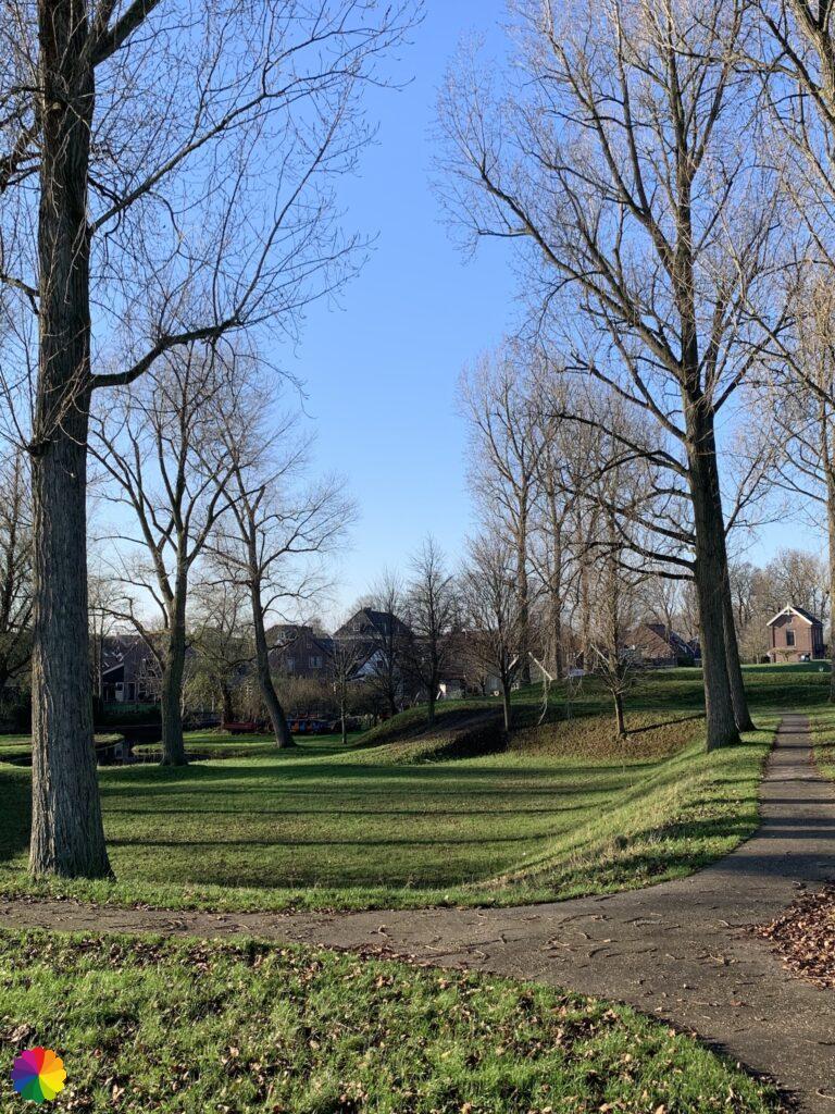 More ramparts in Nieuwpoort