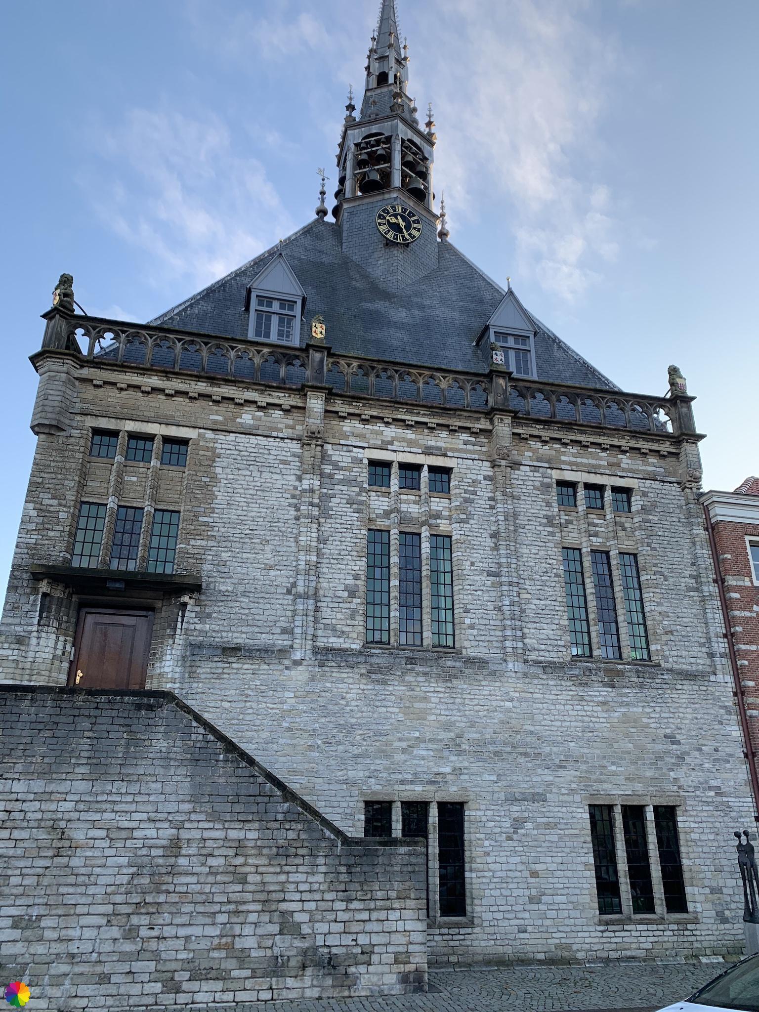 Stadhuis in Schoonhoven